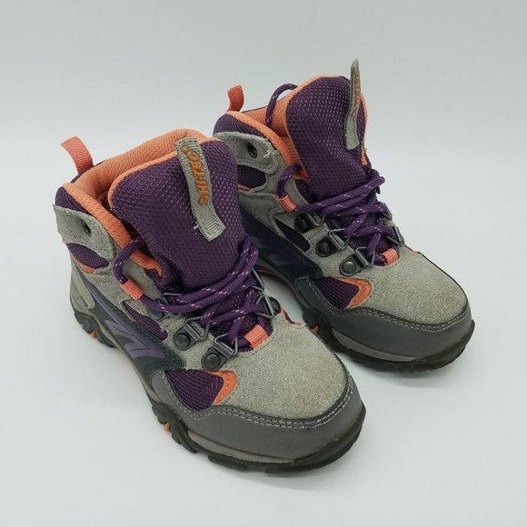 Hi Tec Shoes Hitec Girls Waterproof Hiking Boots Poshmark